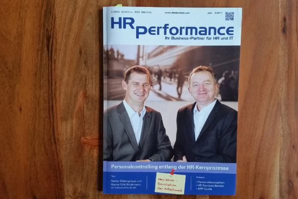 New-Work-Glossar in Ausgabe 3/2017 HR Performance Juni 2017 von HR Performance